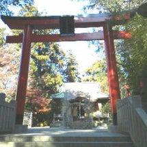 白笹稲荷神社♪