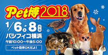 Pet博2018横浜会場