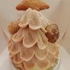 今年のクリスマスケーキ その2@noix de beurreの画像