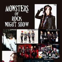 MONSTERS O…