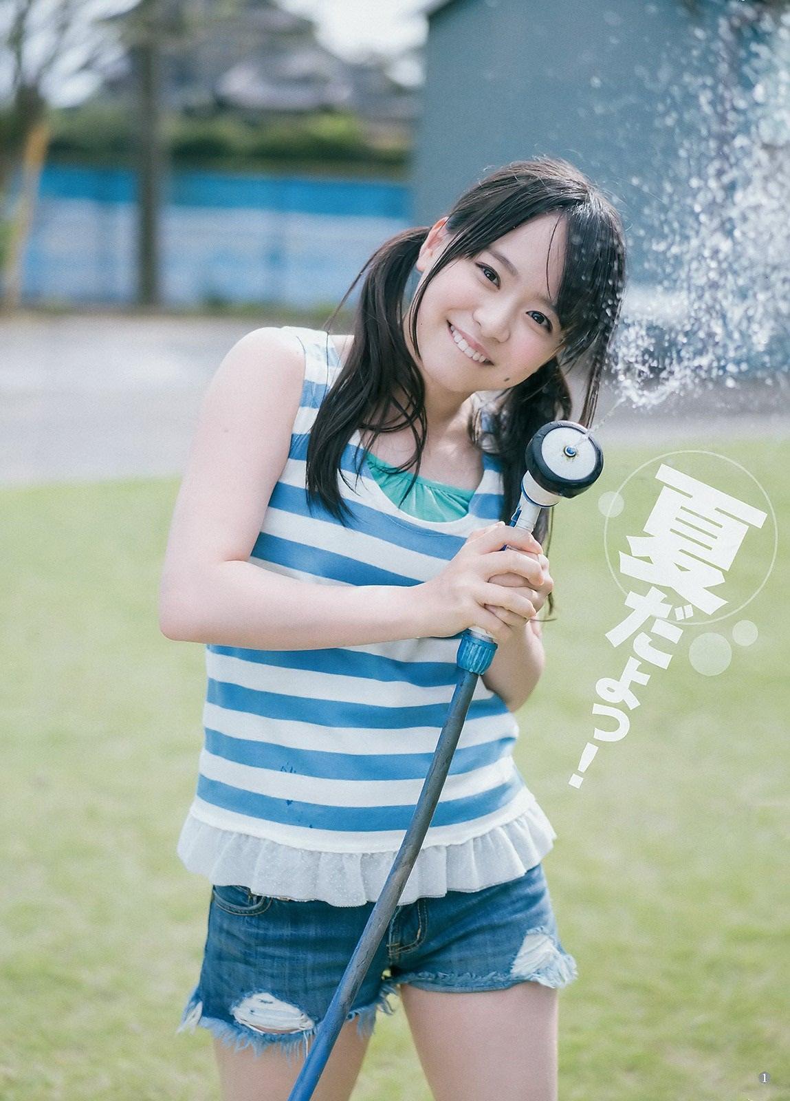倉野尾成美さんのポートレート