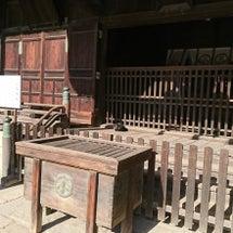鞆の浦の神社にて