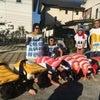 ぐんまマラソン〜仮装ランは応援が熱い〜の画像