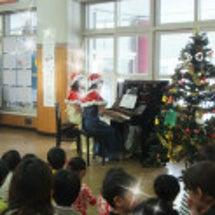 幼稚園クリスマスコン…