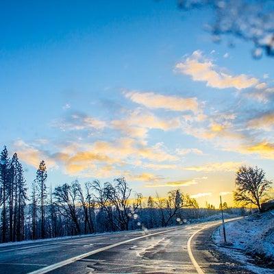 ナンカンのスタッドレスタイヤ冬の北海道での評価は?その①の記事に添付されている画像
