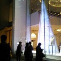 銀座クリスマスツリー