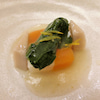 クリスマスチキンは鍋で@水たき 玄海の画像