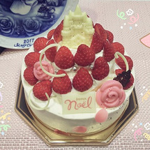 魔法のバラと苺たち(…