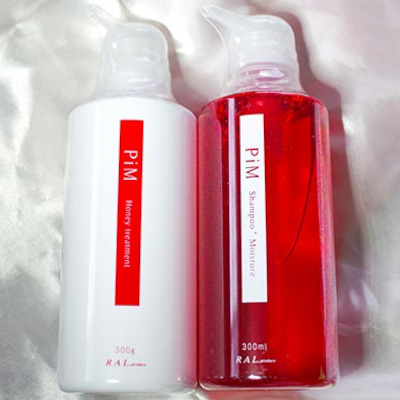 栄養成分で頭を洗う!★PiM ピムシャンプー&トリートメント 洗ってみましたの記事に添付されている画像