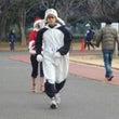 年の瀬マラソン@所沢…