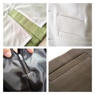 ★ 部分縫いマスターコースの詳細の画像
