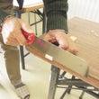 木彫り教室なのに彫刻…