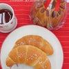 クリスマスパン色々。同じクグロフ型でも・・・の画像