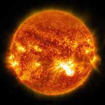太陽フレアってなんだ…