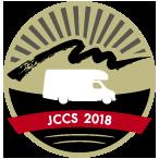 ジャパンキャンピングカーショー2018 ロゴ