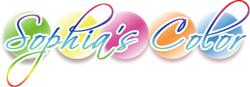 Sophias Color ロゴ