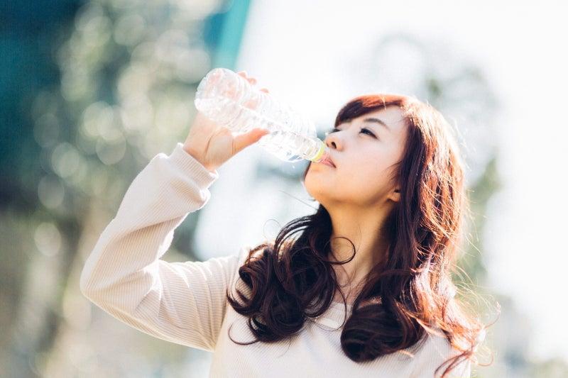 水分摂取の重要性