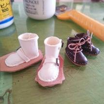 「小人の靴屋」稼働中…