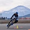 コーナーとブレーキ 富士スピードウェイの画像