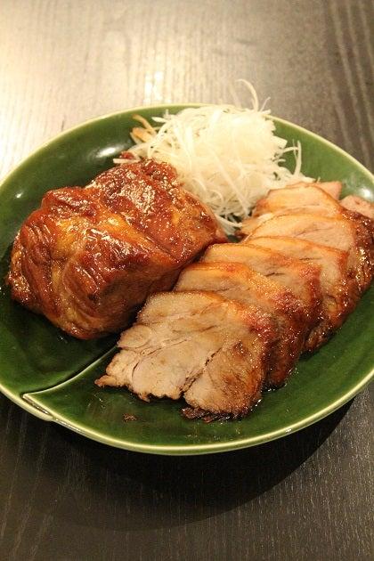 チャーシュー の 作り方 豚 バラ