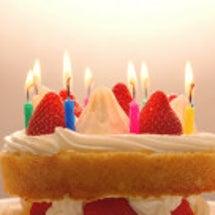 誕生日〜歳をとるのは…