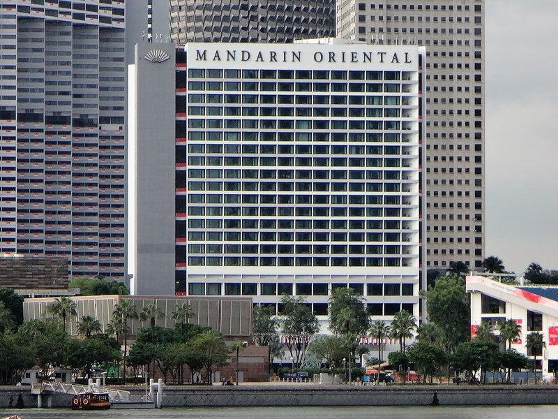 マンダリンオリエンタル・シンガポール