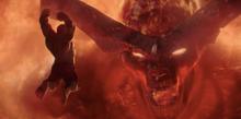 ハルクvs炎の巨人スルト