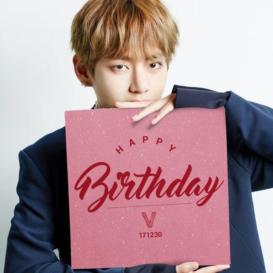 テテの誕生日♡