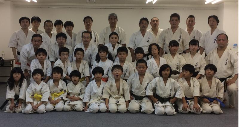 22 10月首席師範講習会