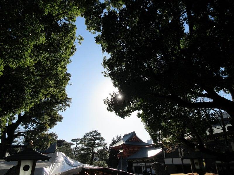 穴八幡宮【一陽来復】金運・開運・商売繁盛☆早稲田駅23