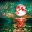 蟹座満月★月のリズム…