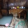 今年の仕上げは、温泉「むじなの湯」への画像