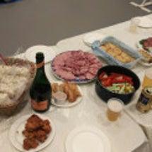 最終日party