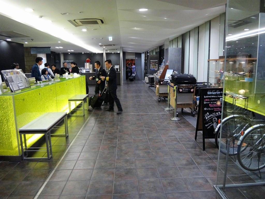 まったりトラベラーの旅行ブログコンフォートホテル中部国際空港 ゲストルーム