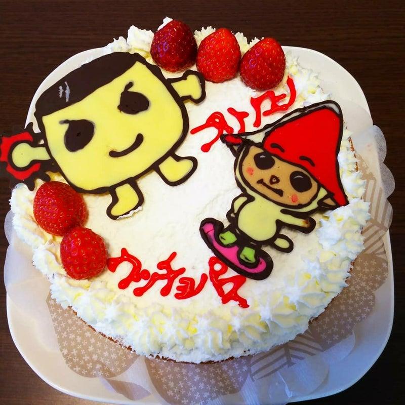 キャラクターケーキの作り方夢の共有 いいないいな人間っていいな