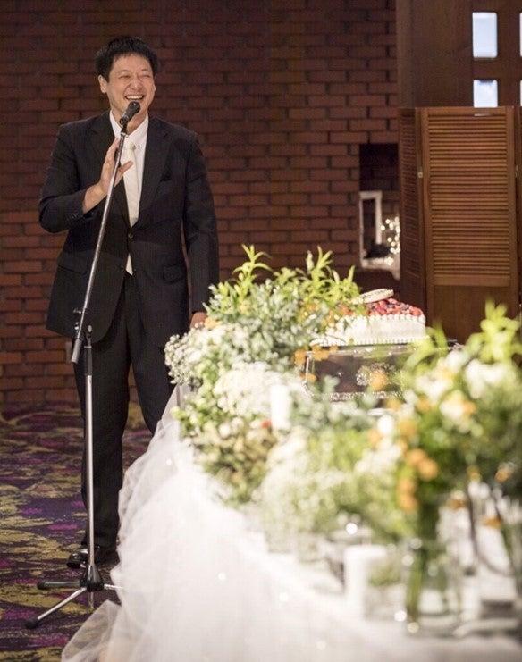 結婚式のスピーチを引き受ける3つのメリットの記事より