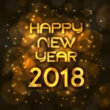 2018 happy…