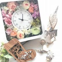 贈り物に花時計