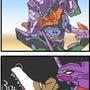 ★4コマ漫画「エヴァ…
