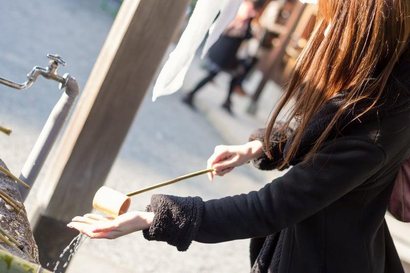 東京都渋谷区の金運神社!待受画像で金運上昇の明治神宮・清正井!のイメージ画像