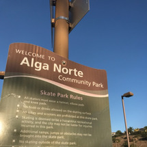 Alga Norte