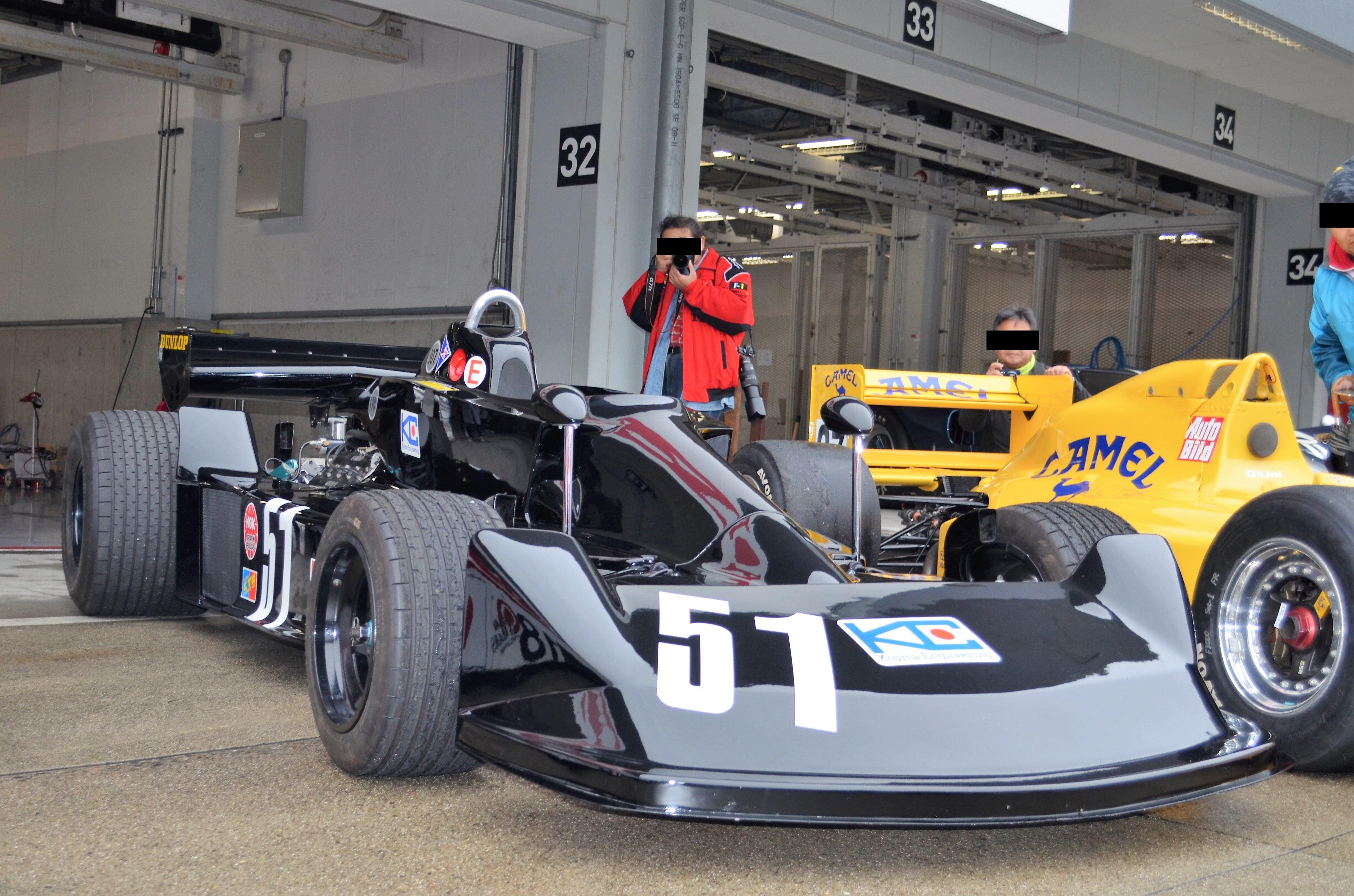 リシャールミル・鈴鹿サウンドオブエンジン2017...