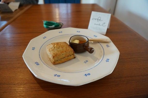 花小金井 cafe mel スコーン