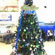 那覇空港のクリスマス…