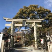 八雲神社へ♪