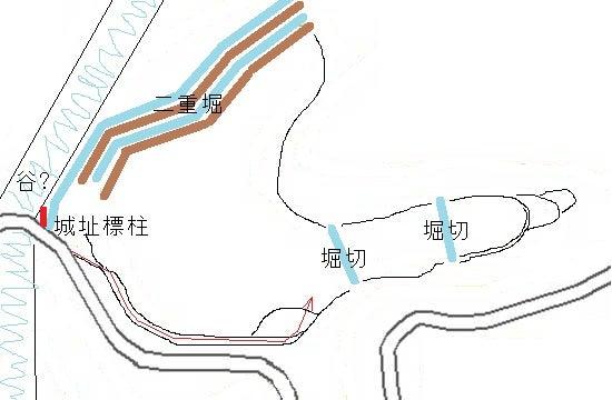 【図】野首城
