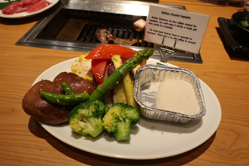 肉の分配6