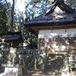 荒船山神社 里宮に、…