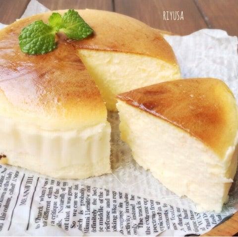 チーズケーキ スフレ