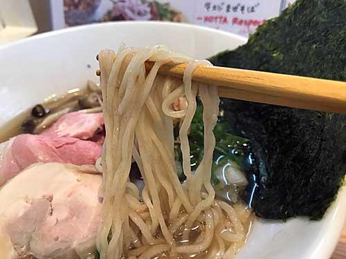 金澤流麺 らーめん南 20180105-4